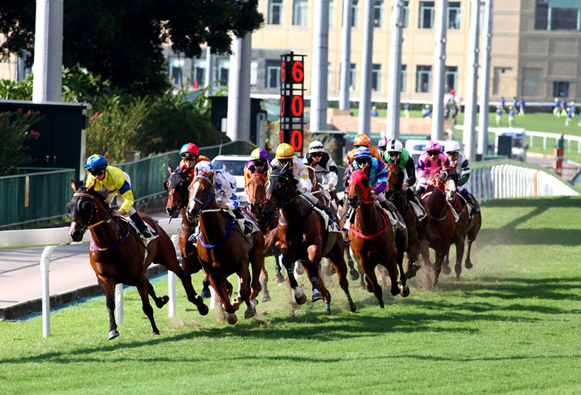 Hong Kong – Winning at racing