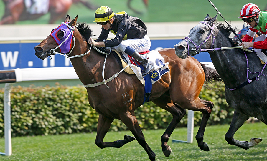 SUN 08 MAR 2020 – SHA TIN